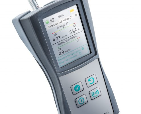 LiquidSens Mobile Controller