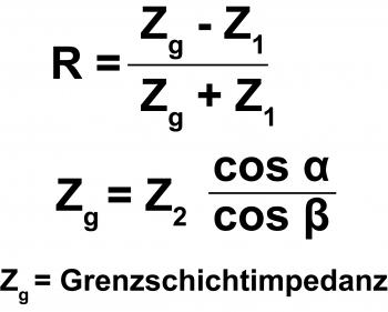 Formel_akustische-Impedanz