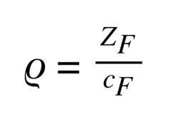 Formel Dichte