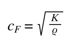 Formel cf